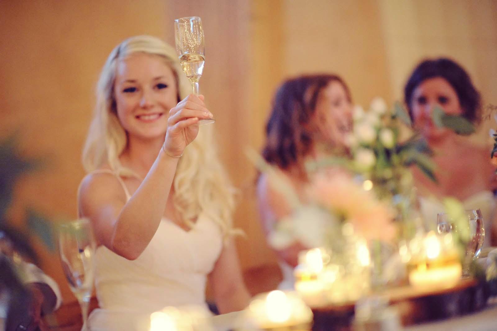 Erin Wallis Photography_Wedding Toast