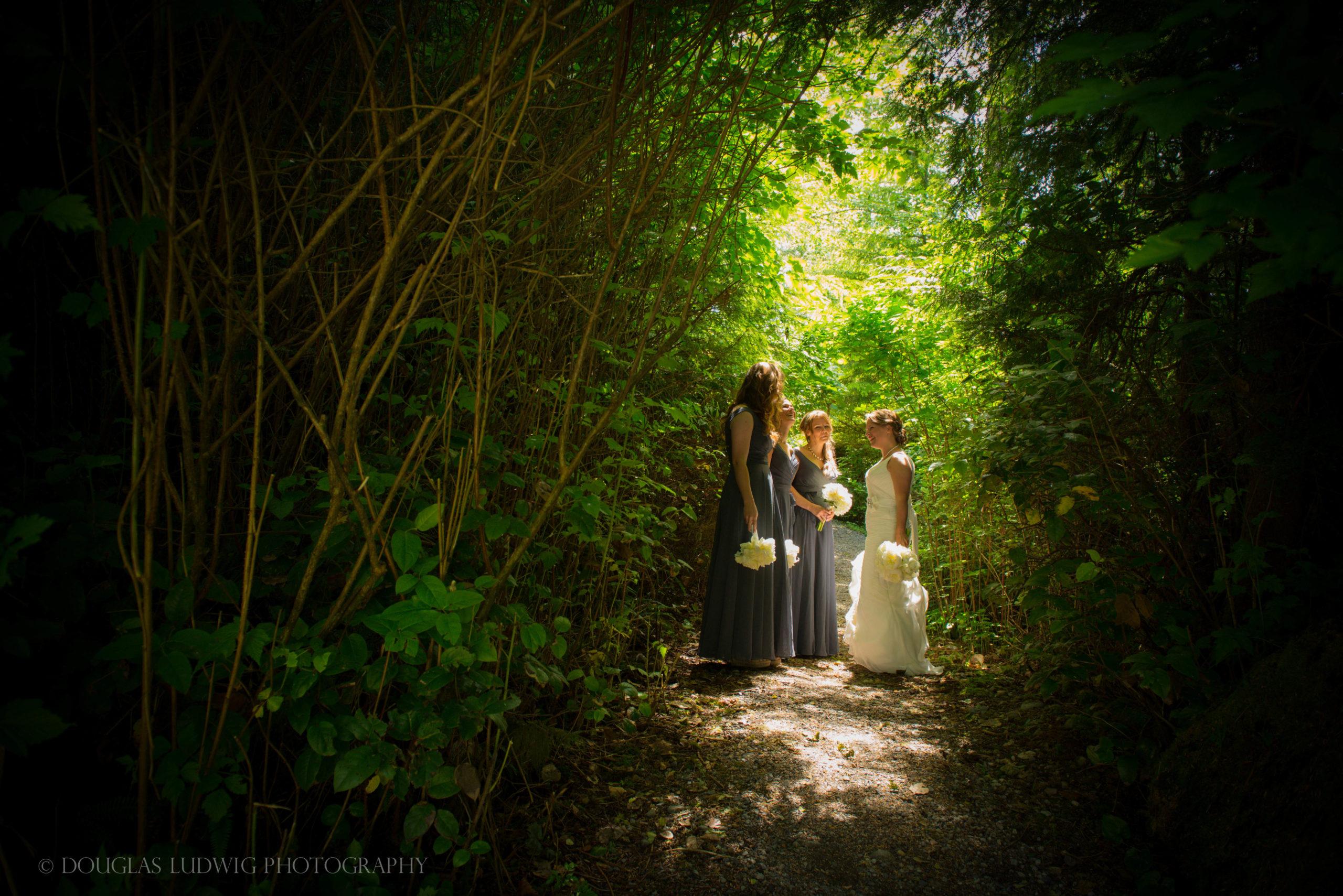 Douglas Ludwig_Bride with Bridesmaids