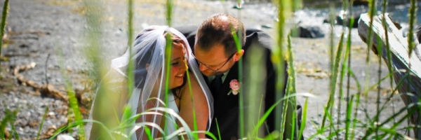 Douglas Ludwig_Ucluelet Wedding Bride and Groom