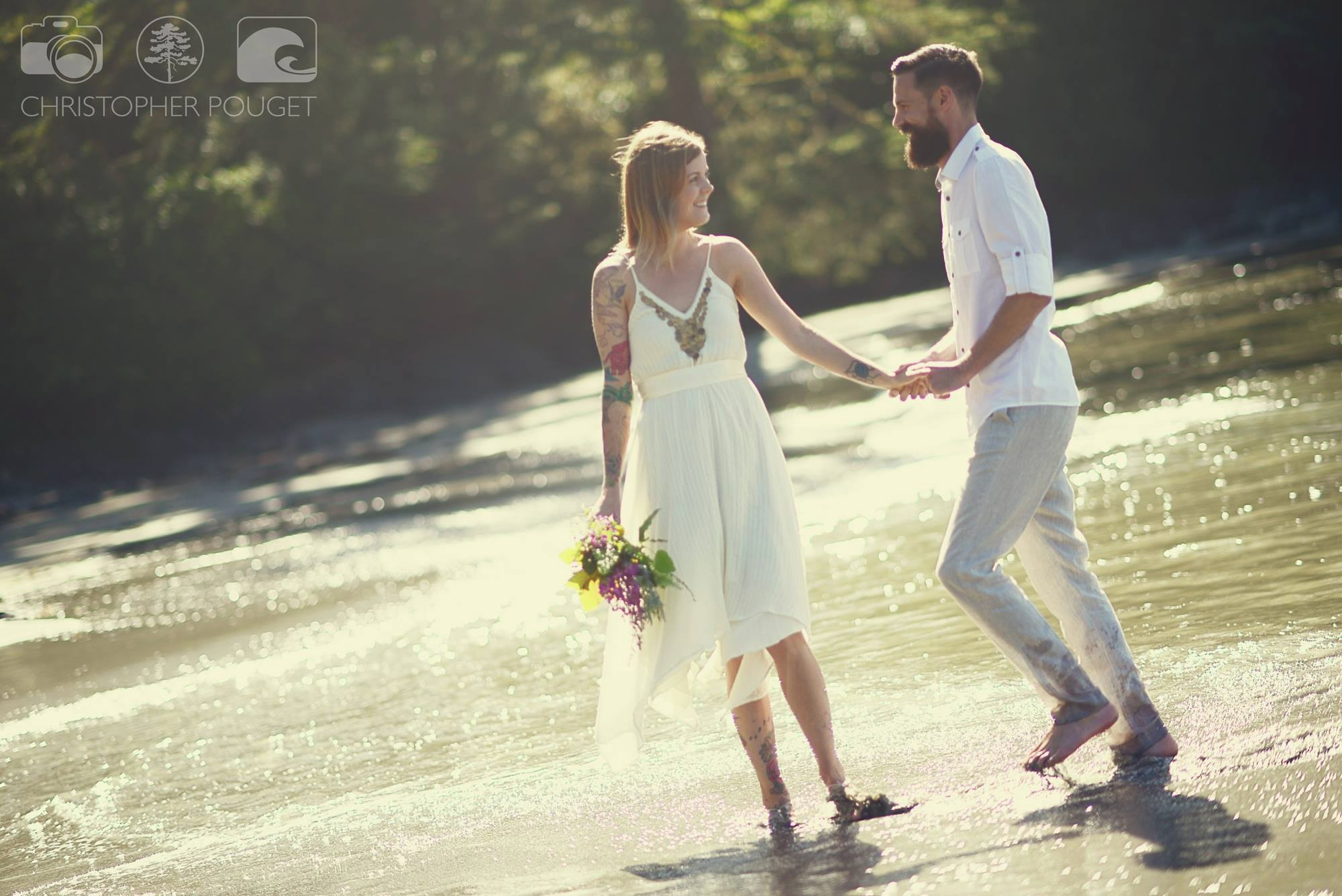 Chris Pouget Photography_Bride and Groom
