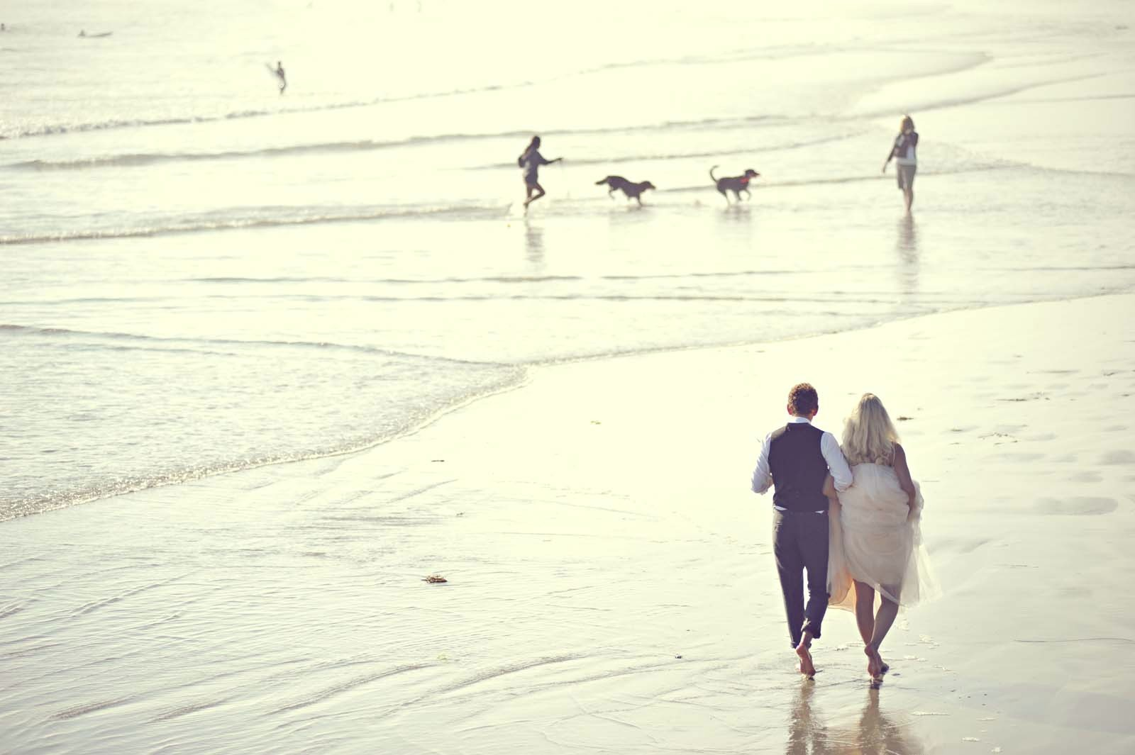 Erin Wallis Photography_Beach Wedding